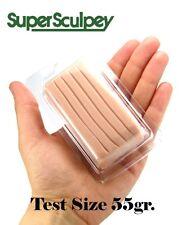 Stucco Super Sculpey Beige - 55 gr. -- Formato TEST