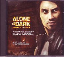 Alone In The Dark soundtrack CD Olivier Deriviere (2008)
