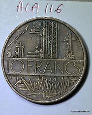 FRANCE PIECE DE 10 FRANCS PRE EUROS   COIN  VOIR PHOTOS  ACA116