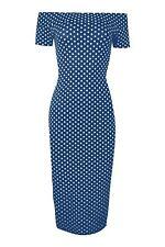 Womens Ladies Cap Sleeve Floral Off the Shoulder Bardot Midi Dress Plus Sizes