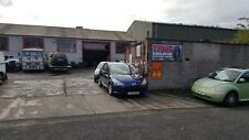 garage tyre fitting  /car sales, and breakers yard