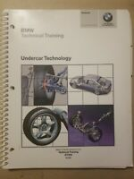 BMW Technical Training Manual; UNDERCAR TECHNOLOGY ST5103; 2006