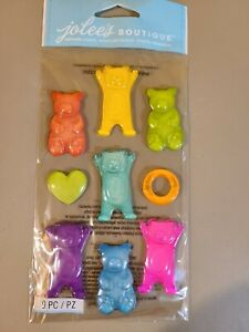 Jolee's Boutique Bright Bears