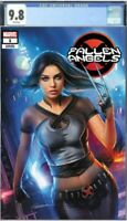 Fallen Angels #1 Graded CGC 9.8 Shannon Maer Exclusive Trade Variant Pre-Order
