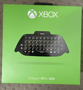 Microsoft Chatpad + Headset Chat Pad Keyboard For XBOX One Controller