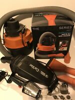 12v Car Kit, 2 Vacuums, 1 Wet & Dry Canister, 1 Handheld & 1 light