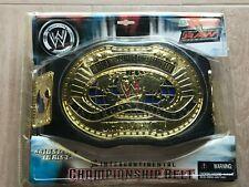 WWE Intercontinental Championship Belt Jakks TOY BELT Vintage NIB