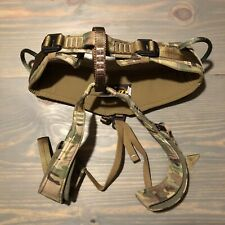 Misty Mountain Cadillac Tactical Climbing Harness Multicam Large Never Used