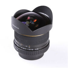 Fisheye lens 8mm f/3.5 fr Canon 700D 650D 600D 550D 7D 70D And Full Frame Camera