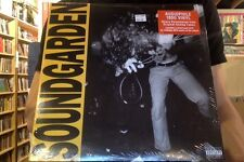 Soundgarden Louder Than Love LP sealed 180 gm vinyl + mp4 download