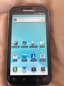 MOTOROLA ELECTRIFY M - 8GB - Gray (U.S. Cellular) Smartphone