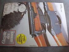 $p Revue Gazette des armes N°103 AP 80  Plain Rifle  armement troupes gb
