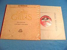 Beethoven EMPEROR CONCERTO No. 5 / Emil Gilels / Leopold Ludwig / Stereo LP