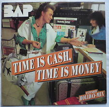 """BAP - Time is cash, time is money (Extended holiday-mix) - 12""""-Maxi"""