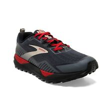 BROOKS CASCADIA 15 GTX Scarpe Trail Running Uomo GORE-TEX® Black Red 110341 075