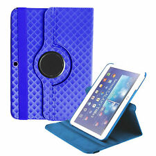 Rotating Bling, 3D/ Diamond Case Cover For Samsung Galaxy Tab 3 10.1 P5200 P5210