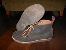 Preowned POLO RALPH LAUREN PITNEY Chukka Boots Size 9.5D Very Good