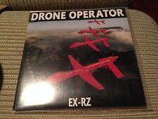 "EX-RZ DRONE OPERATOR - EX RED ZEBRA 7"" SINGLE BELGIUM SYNTH WAVE"