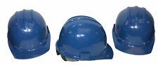 3 Bullard Front Brim Hard Hats 4100 Type 1 Class E Amp G Ansi With 6 Point Ratchet