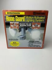 BRINKMANN Motion Activated Detector Lights / 82952440 / S7