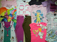 AMAZING NEXT LISA ROSE ZARA NEW BUNDLE OUTFITS GIRL CLOTHES 3/4 YRS(2.3)NR627