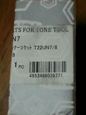 Tone 6N7 part for tone shear/impact wrench T22UN7/8
