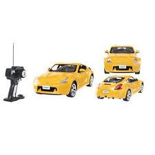 "RASTAR Nissan 370Z Remote Control RC Simulation Model 12.2"" 1:14 Scale Yellow"