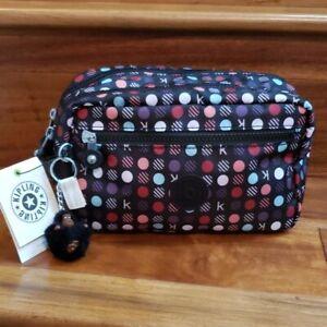 New with Tag Kipling Amalfi Toiletry Travel Bag