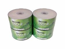 200 Blank SKYTOR DVD-R DVDR 8X White Top 4.7GB Recordable Media Disc