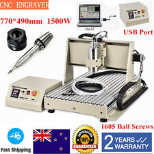6040t 3 Axis USB CNC Router Engraver Engraving Cutter 3d USB Port Carving