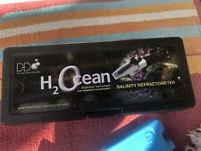 DD Aquarium Solutions salinity refractometer H2Ocean