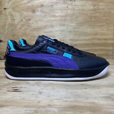 PUMA GV Special 'Last Dayz' Men's Shoes Size 10.5 Black/Purple/Turquoise