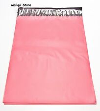 25 PINK COLOR POLY MAILER BAGS 6 x 9 BOUTIQUE SHIPPING ENVELOPE MAILING
