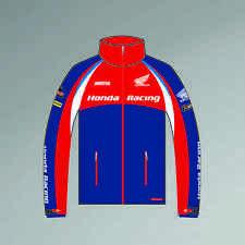 Official Honda Endurance Racing Softshell Jacket - 17HEND-AJ1