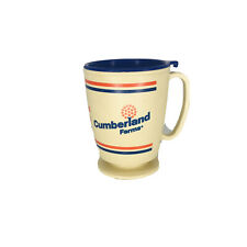 Cumberland Farms Retro Vintage Coffee Club Mug Cup W Lid