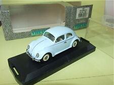 VW COCCINELLE DELUXE 1949 Bleu Ciel VITESSE 001
