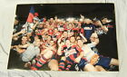 LARGE 2001 NEWCASTLE KNIGHTS RUGBY LEAGUE GRANDFINAL TEAM PHOTO