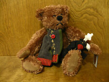 """Ganz Cottage #CC11203 NICKY, by Lorraine Chien, 14"""" NEW/Tag From Retail Store"""