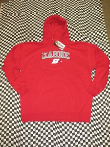 Kasey Kahne #9 Racing Fleece Hoodie by Chase - Size Extra Large (XL)