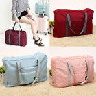 Foldable Waterproof Travel Luggage Shoulder Duffle Carry Bag Organizer