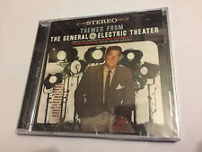 THEMES FROM THE GENERAL ELECTRIC THEATER (Bernstein) OOP Score OST Soundtrack CD