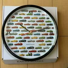MAZDA Official 100th Anniversary Wall Clock NEW