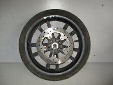 Ruota Anteriore Cerchio Disco Piaggio Beverly 125 200 250 2002 2006 Front Wheel