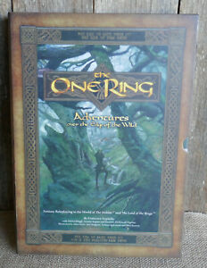 The One Ring Roleplaying Game 2011 Cubicle 7 (slipcase 2 x rulebooks maps, dice)