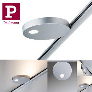 Paulmann URail Spot Uplight Salto 16W Chrom matt 230V Metall