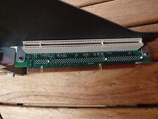 Fujitsu RX100 S2 Riserboard incl. Halter FSC S26361-E390-A10-1 PCI-X 64 bit