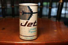 Tab Top Beer Can Original Jet Malt Liquor Tivoli Brewing Denver