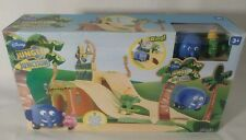 Disney jungle junction jungle circuit NEUF AVEC 2 FIGURINES INCLUSES