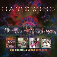 Hawkwind : The Charisma Years 1976-1979 CD (2016) ***NEW***