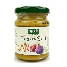 (2,39 EUR/100 ml) Byodo Feigen Senf bio 125 ml